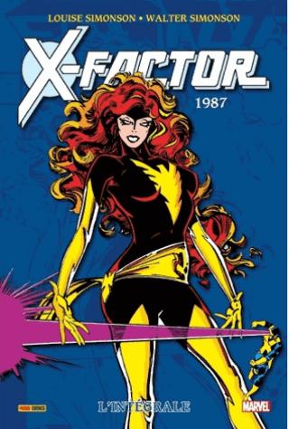 X-Factor T1 1986 & T2 1987 de Louise Simonson & Walter Simonson, Panini Comics