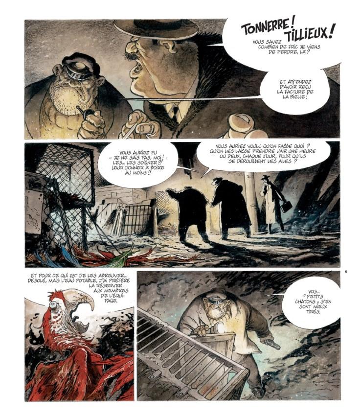 Le Marsupilami de Frank Pé et Zidrou, Dupuis