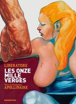 Les Onze Milles Verges de Tanino Liberatore, Drugstore