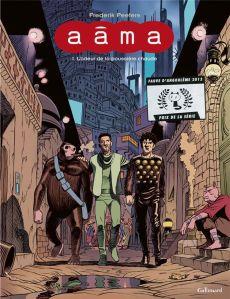 Aâma, Peeters, Gallimard