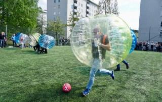 Bumperball i Stockholm