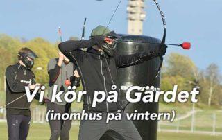 bubbleball Stockholm Gärdet