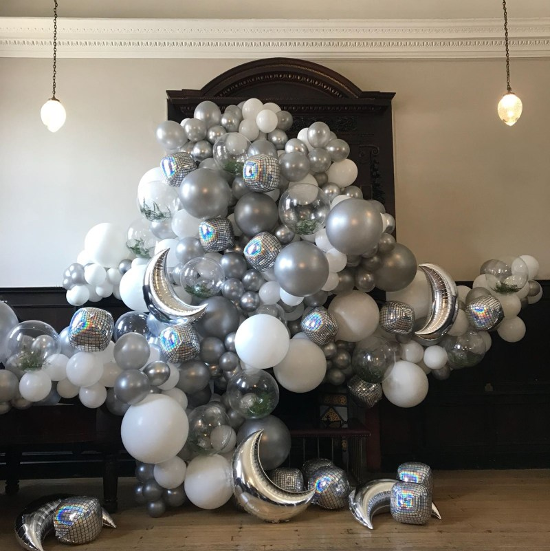 Bubblegum Balloons at Fulham Palace for Event Republic