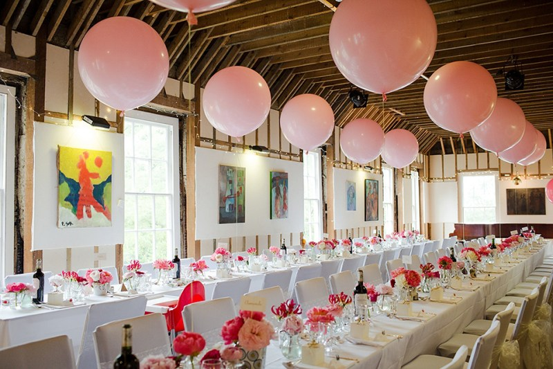 Bubblegum Balloons at Lauderdale House, Irene Yap Photography 2