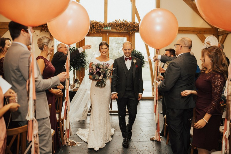 George & Victoria, Katie Ingram Photography, Mythe Barn (2)