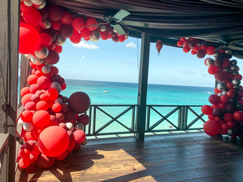 Bubblegum for The Proposers in Barbados (4)