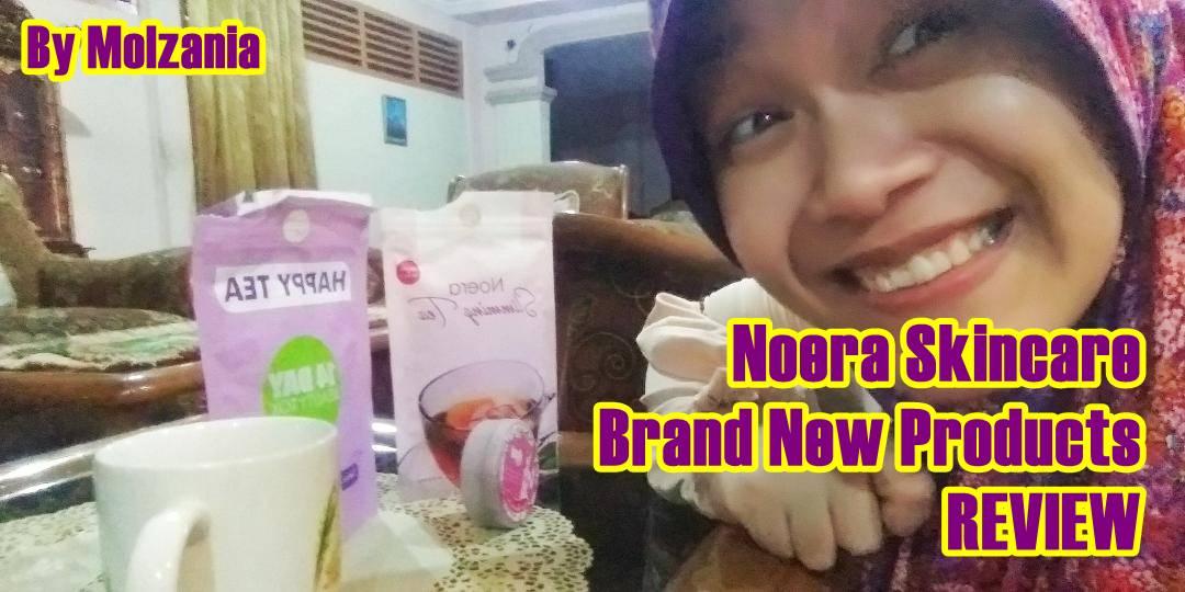 [REVIEW] Produk Kesehatan Terbaru dari Noera Skincare