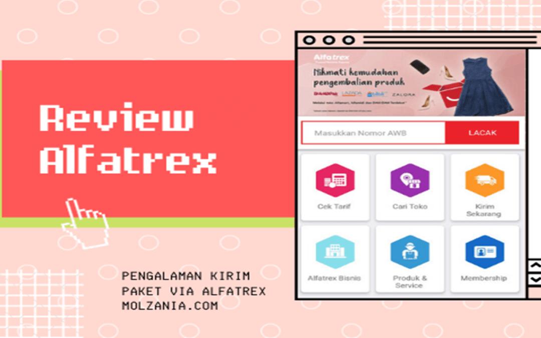 Pengalaman Kirim Paket Lewat Alfatrex