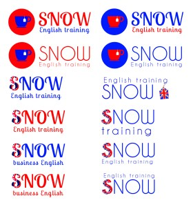logo Snow English training V2-02