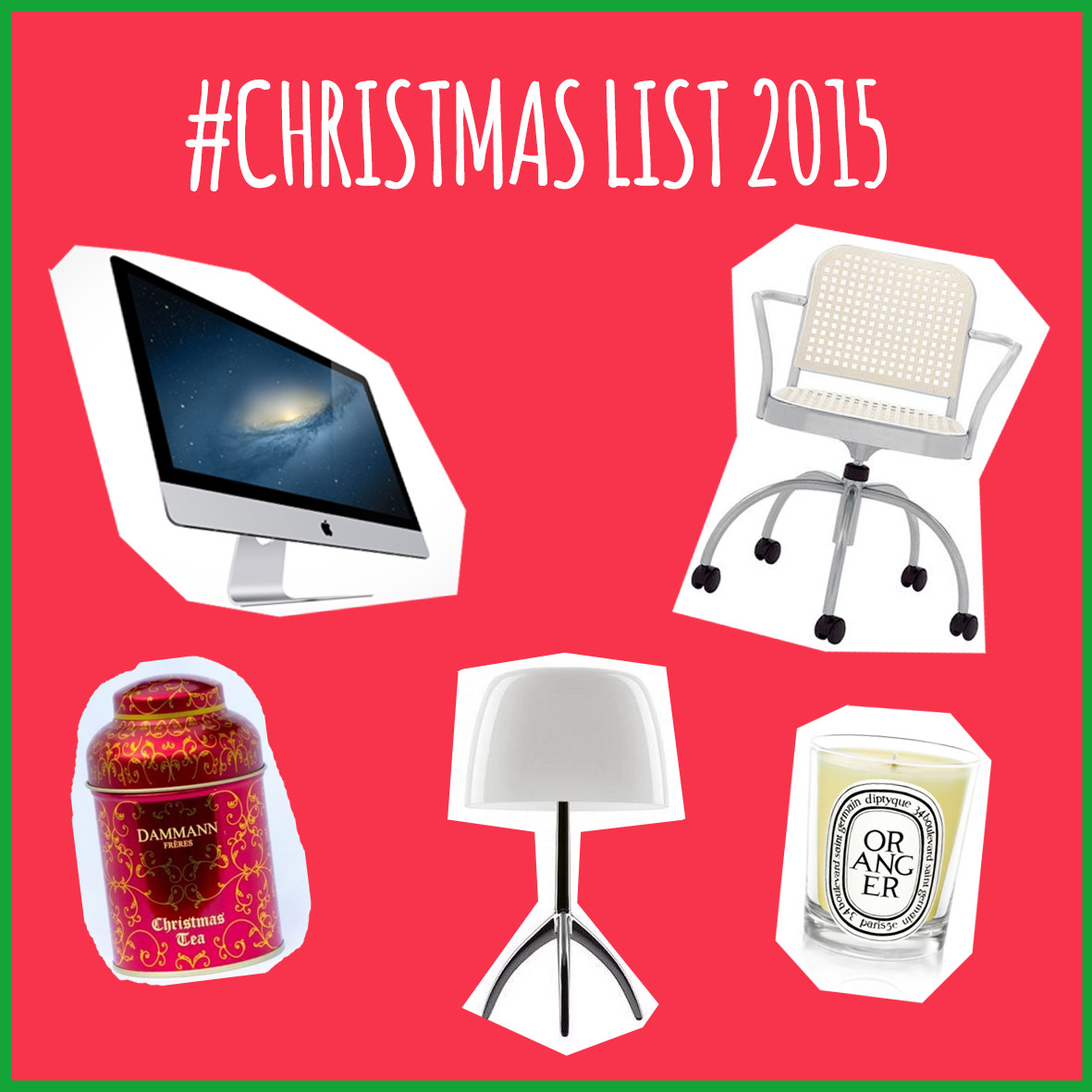 Christmas list 2015 Bubbles Com