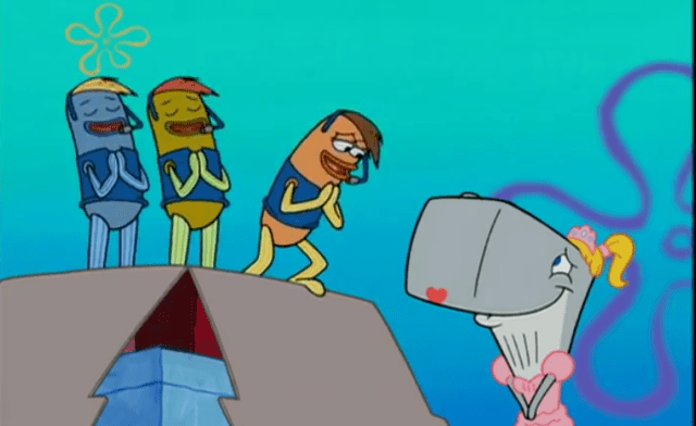 Spongebob Season 4 Episode 11a Whale Of A Birthday Bubbles Of Thoughts