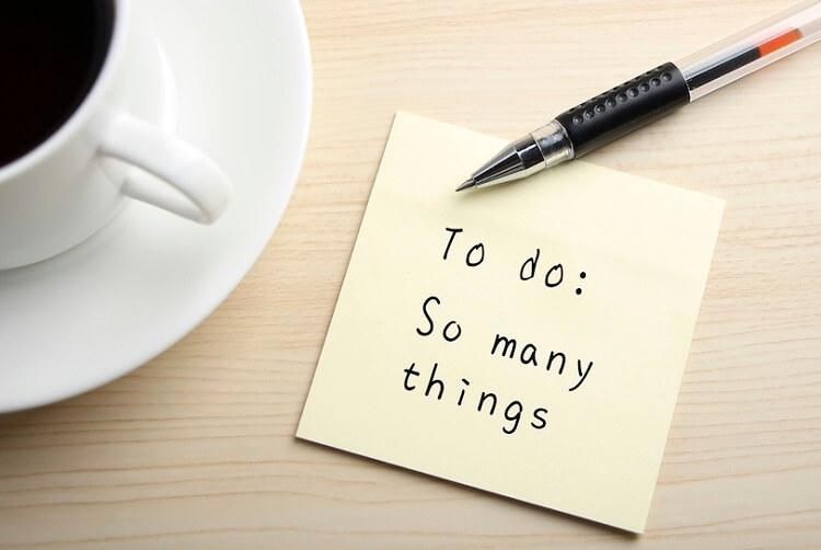 3 Tips to Getting Things Done With Your To-Do List