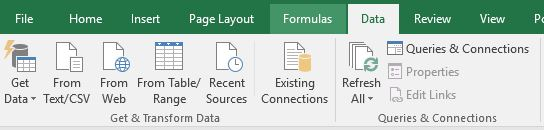 PowerQuery and PowerPivot, the two new powerful features for