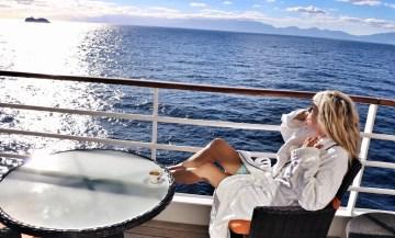 Inge Moerenhout for Silversea cruises