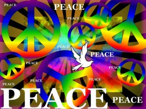 All we want is Shalom - Peace!