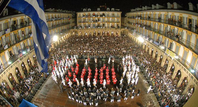 Donostia's La Tamborrada