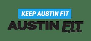 Austin Fit magazine, logo