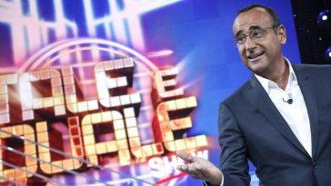 TALE E QUALE SHOW: CARLO CONTI PRESENTA IL CAST DELLA NUOVA EDIZIONE