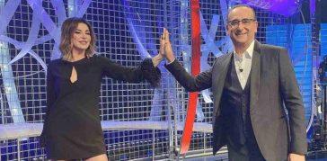 TALE E QUALE SHOW: LA MITOLOGICA ALBA PARIETTI VERSO LO SHOW DI CARLO CONTI