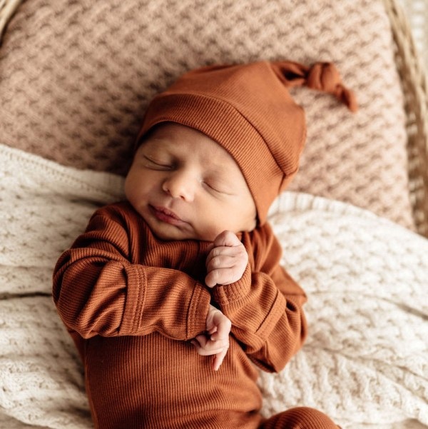 biscuit colour baby beanie snuggle hunny kids