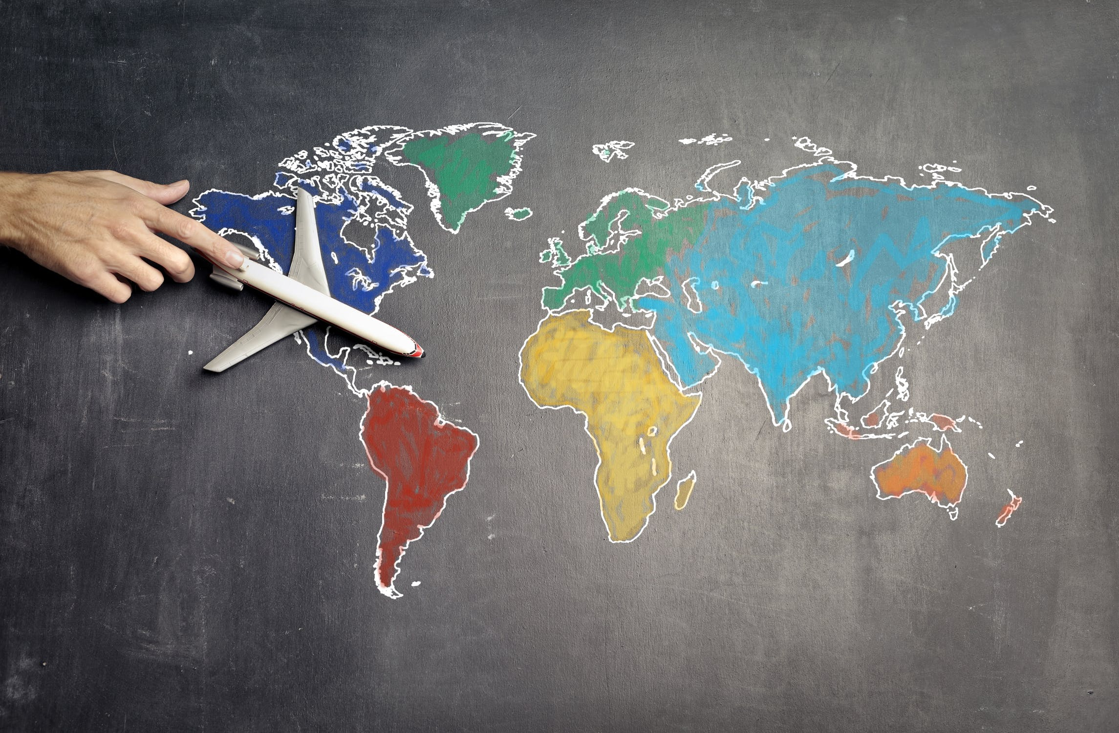 Exploring business opportunities in different countries