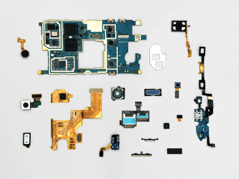 Components of a technological product