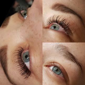 classic lashes set