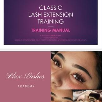Online Lash Manual