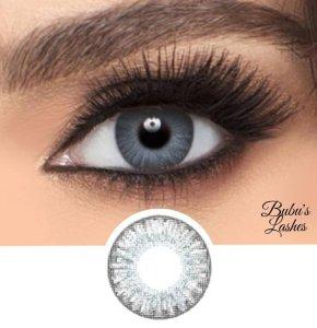 Sterling Gray Non-prescription Contact Lenses