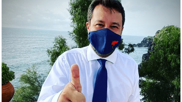 LIVE UPDATES: Matteo Salvini Faces Criminal Trial In Catania