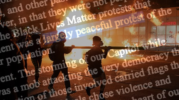 Paul Smith's College Defends BLM Riots, Demonizes Trump Supporters In Letter To Student Body