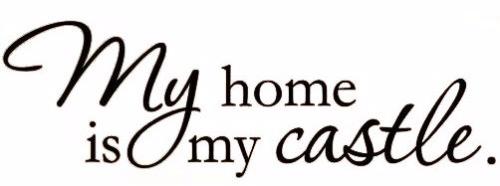 moj dom jest moja twierdza
