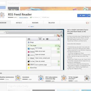 RSS Feed. Cititorul de RSS pentru Google Chorme.