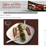 saffron and dates