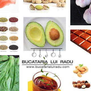 Reduceti colesterolul cu aceste 10 alimente naturale.