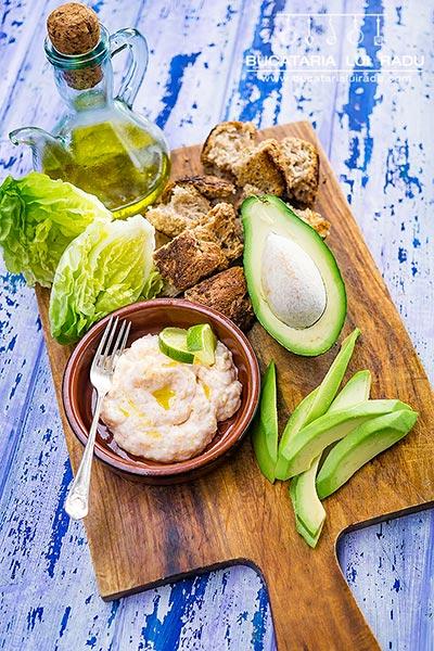 reteta salata de icre de stiuca