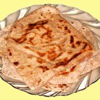 Parathas - Lipii indiene fara drojdie