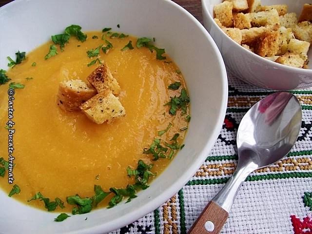Supa-crema de linte