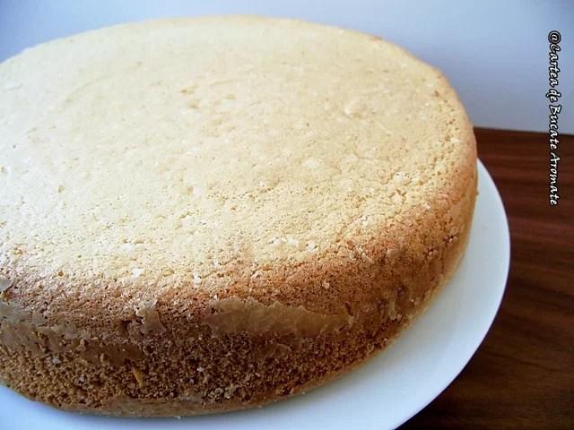 Blat de tort din pandişpan