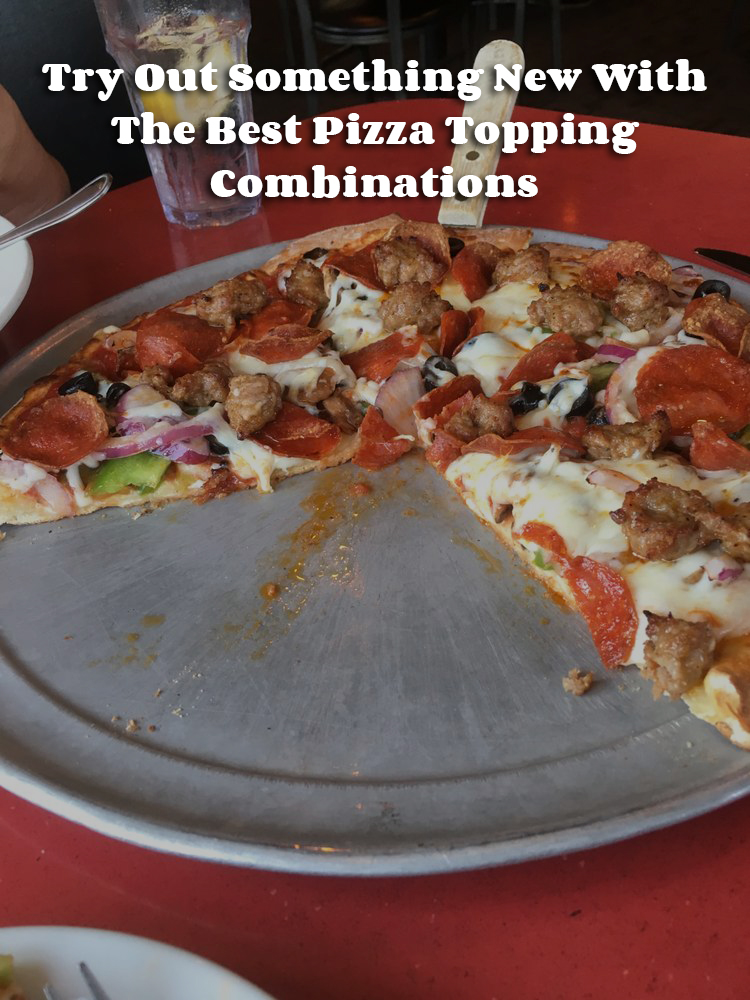 Best Topping Pizza 3 Combo