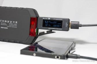 Xperia Z2 を充電
