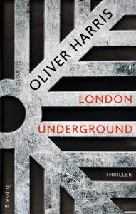 Oliver Harris - London Underground (Cover)