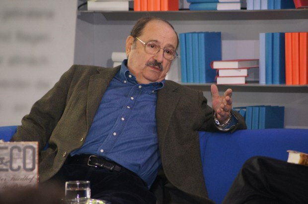 Umberto Eco Copyright: Das Blaue Sofa / Club Bertelsmann