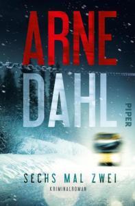 Arne Dahl - Sechs mal Zwei (Cover)
