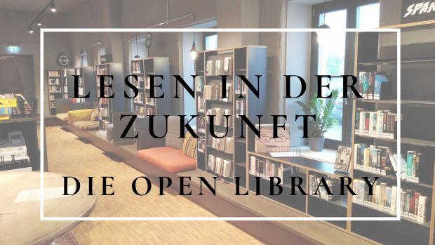 Die Bücherei der Zukunft - Das Konzept der Open Library