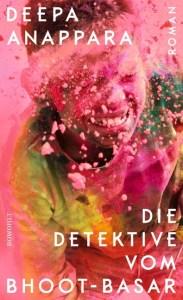 Deepa Anappara - Die Detektive vom Bhoot-Basar (Cover)