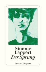 Simone Lappert - Der Sprung (Cover)