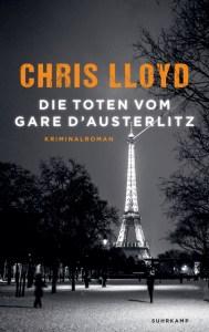 Chris Lloyd - Die Toten vom Gare d'Austerlitz (Cover)