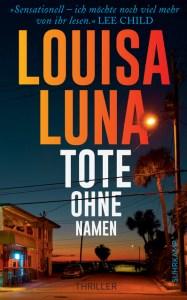 Louisa Luna - Tote ohne Namen (Cover)