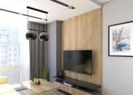 Дизайн интерьера кухни в светло серых тонах. Обеденная зона.